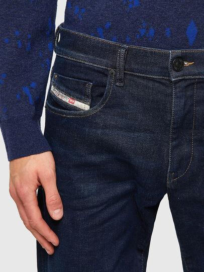 Diesel - D-Strukt JoggJeans® Z69VI, Dunkelblau - Jeans - Image 4