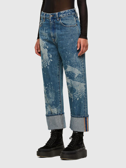 Diesel - D-Reggy 0079H, Mittelblau - Jeans - Image 7