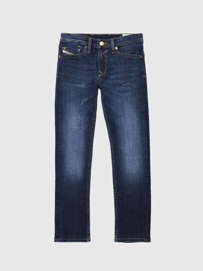 Diesel - WAYKEE-J-N, Dunkelblau - Jeans - Image 1