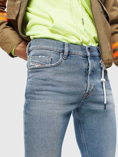 Diesel - Tepphar 0096Y, Hellblau - Jeans - Image 3