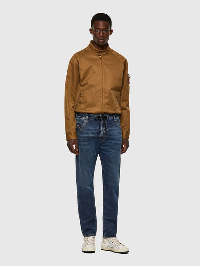 Diesel - Krooley JoggJeans® 069VX, Dunkelblau - Jeans - Image 5