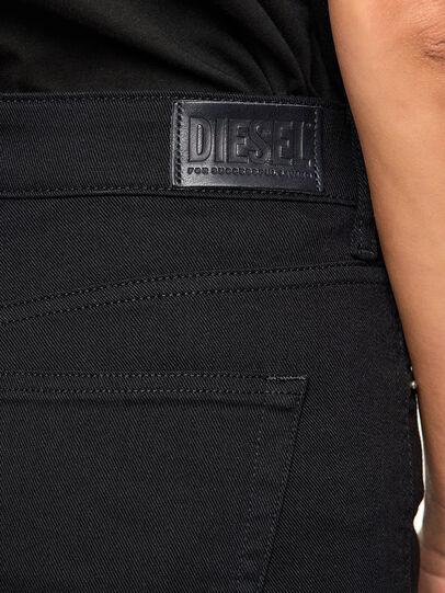 Diesel - D-Joy 0688H, Schwarz/Dunkelgrau - Jeans - Image 4
