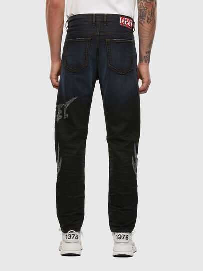 Diesel - D-VIDER JoggJeans® 009HE, Dunkelblau - Jeans - Image 2