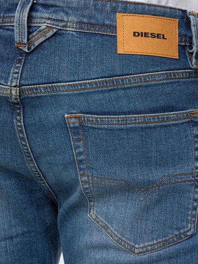 Diesel - Larkee 009DB, Mittelblau - Jeans - Image 4
