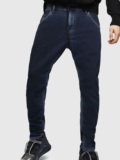 Diesel - Krooley JoggJeans 069HY, Dunkelblau - Jeans - Image 4