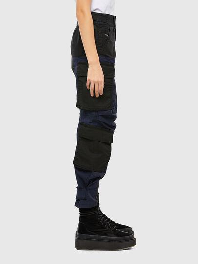 Diesel - D-Kiki JoggJeans® 009KM, Schwarz/Dunkelgrau - Jeans - Image 3