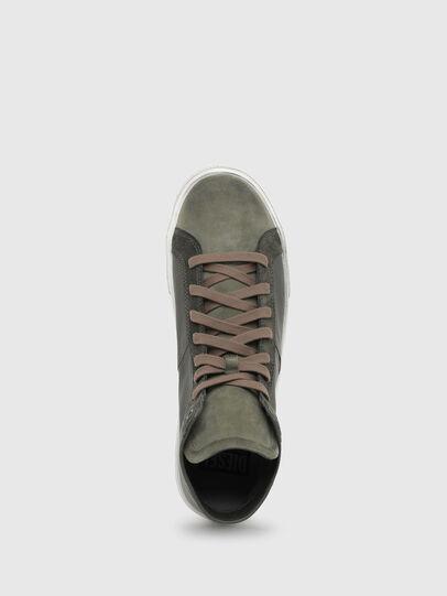 Diesel - S-MYDORI MC, Armeegrün - Sneakers - Image 6