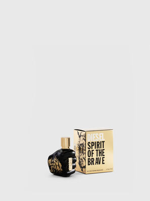 SPIRIT OF THE BRAVE 50ML, Schwarz/Gold - Only The Brave