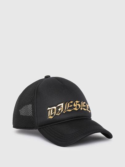 Diesel - C-TRUC, Schwarz - Hüte - Image 1