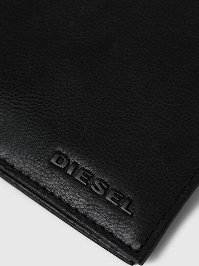 Diesel - NEELA XS, Schwarz - Kleine Portemonnaies - Image 4