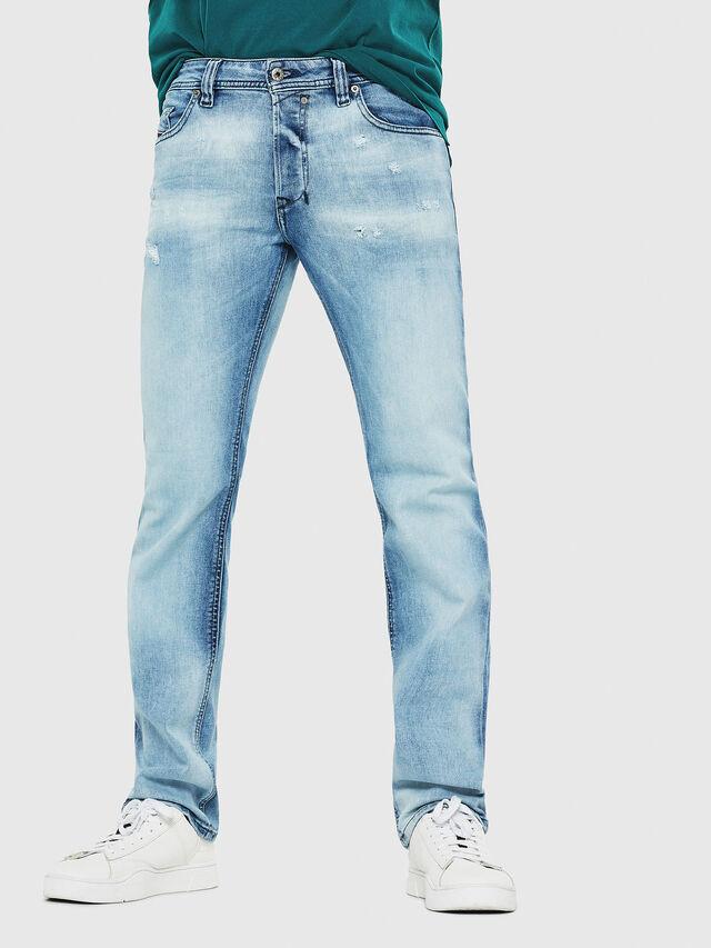 Diesel - Safado C81AS, Hellblau - Jeans - Image 1