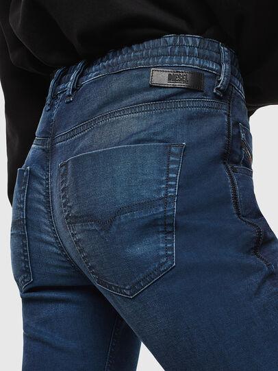 Diesel - Krailey JoggJeans 069KM, Dunkelblau - Jeans - Image 4