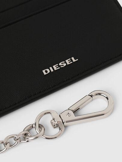 Diesel - CARLY LC, Schwarz - Kartenetuis - Image 3