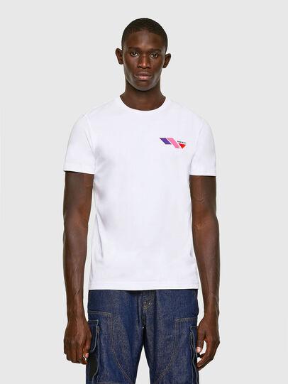 Diesel - T-DIEGOS-K11, Weiß - T-Shirts - Image 1