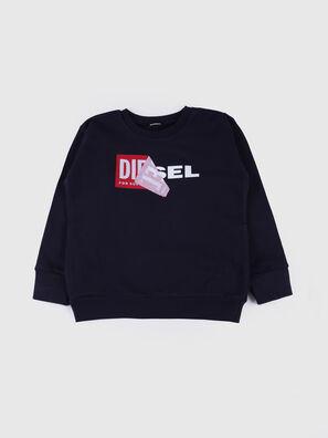 SALLY OVER, Marineblau - Sweatshirts
