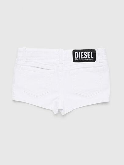 Diesel - PRIRAZ-N, Weiß - Kurze Hosen - Image 2