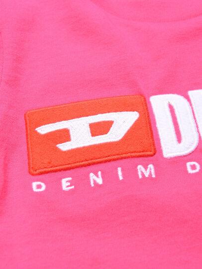 Diesel - TJUSTDIVISIONB ML, Fuchsie - T-Shirts und Tops - Image 3