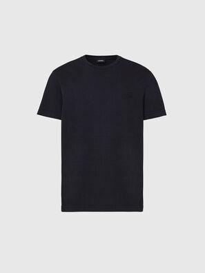 T-DIEGOS-K31, Schwarz - T-Shirts