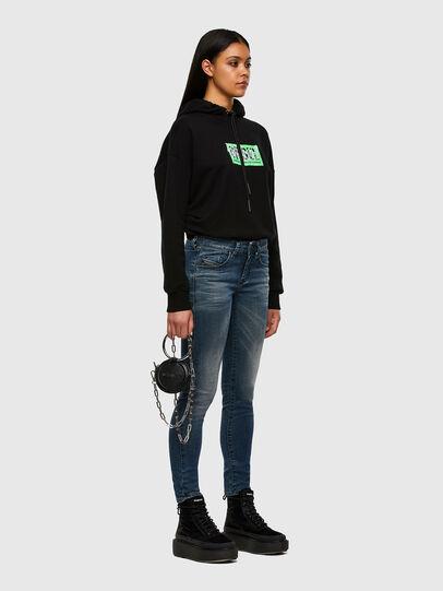Diesel - D-Ollies JoggJeans 069NM, Mittelblau - Jeans - Image 5