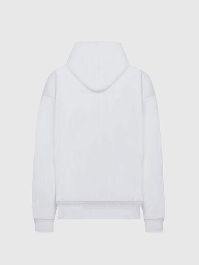 Diesel - S-ALBY-X5, Weiß - Sweatshirts - Image 2