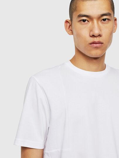 Diesel - T-TOMI, Weiß - T-Shirts - Image 3