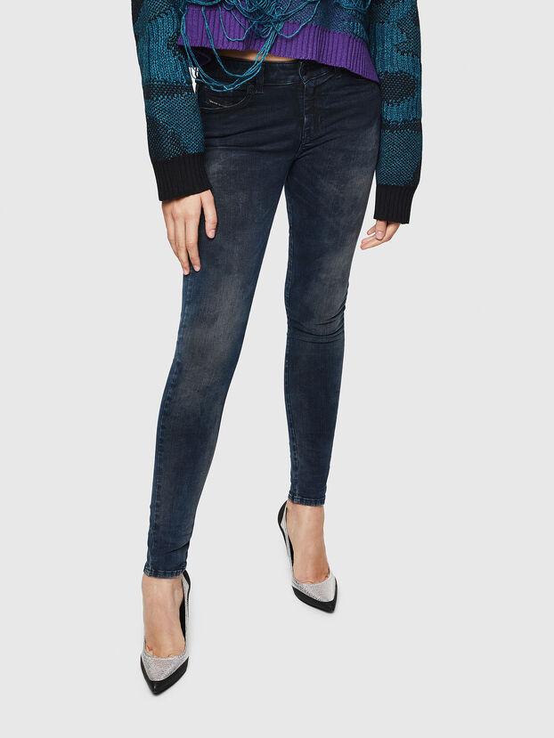 Slandy 0091X, Dunkelblau - Jeans
