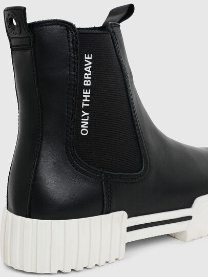 Diesel - H-MERLEY CB, Schwarz - Sneakers - Image 4