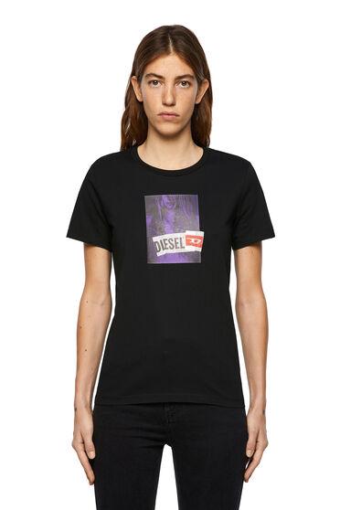 T-Shirt mit Digitalfotoprint