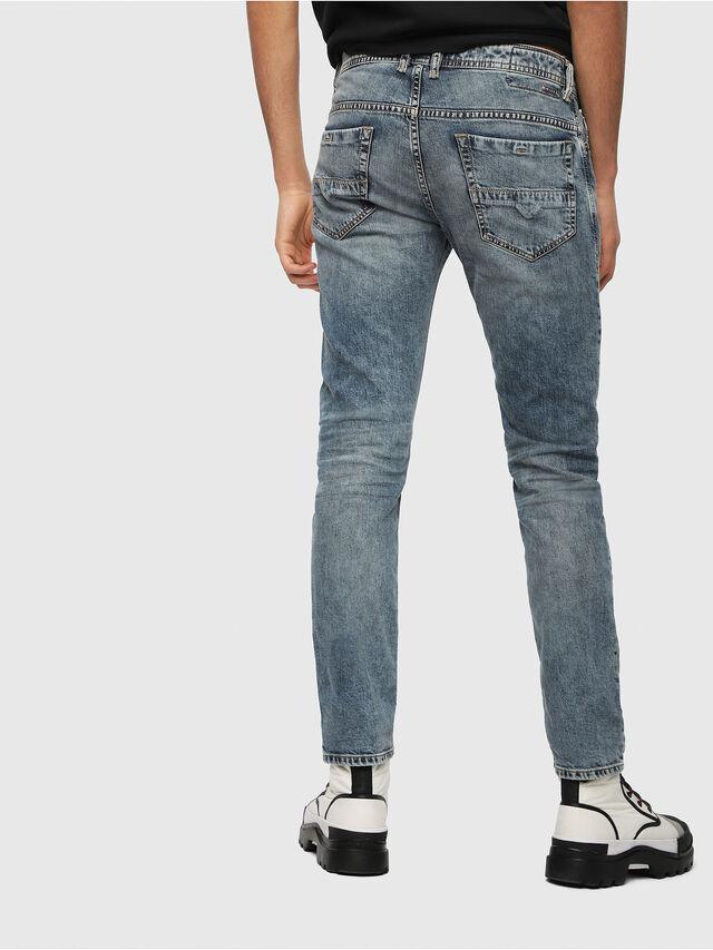 Diesel - Thommer 084UX, Mittelblau - Jeans - Image 2
