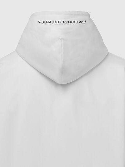 Diesel - S-ALBY-X6, Weiß - Sweatshirts - Image 5