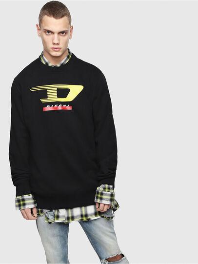 Diesel - S-GIR-Y4,  - Sweatshirts - Image 1