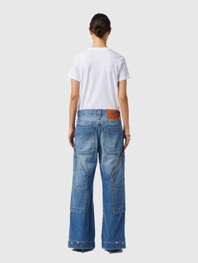 Diesel - D-Laly 0AFAM, Mittelblau - Jeans - Image 6