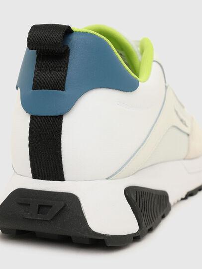 Diesel - S-TYCHE LOW CUT, Weiss/Blau - Sneakers - Image 5