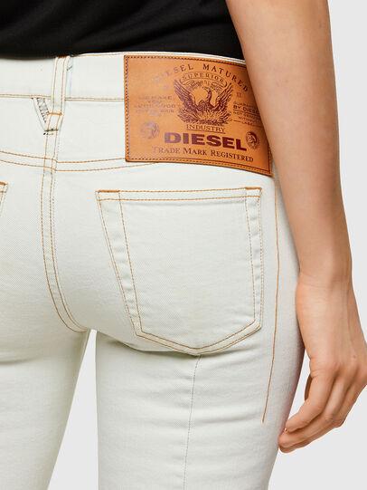 Diesel - D-Ebbey 009ZA, Weiß - Jeans - Image 3