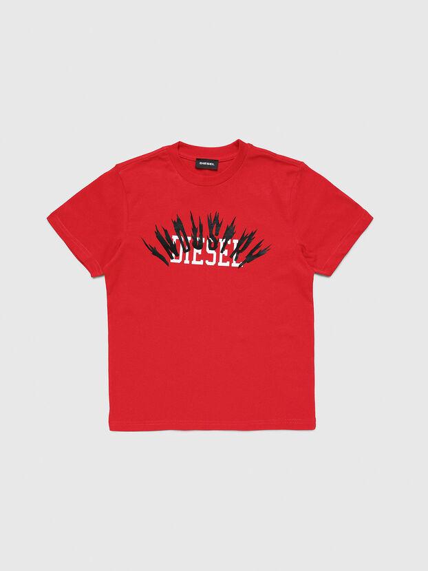 TDIEGOA10, Rot - T-Shirts und Tops