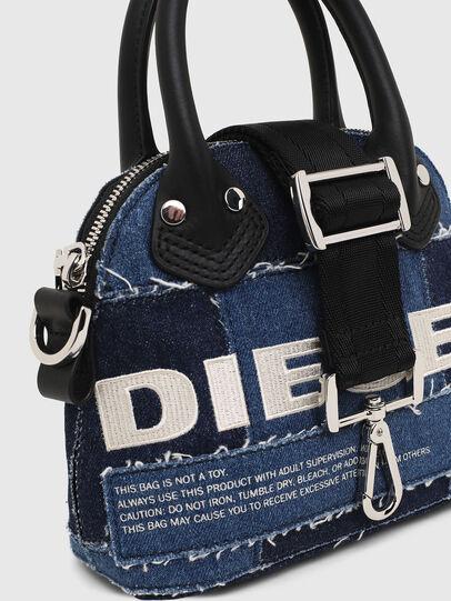Diesel - PYANIGA S, Blau - Schultertaschen - Image 6