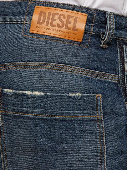 Diesel - D-Franky 009EW, Dunkelblau - Jeans - Image 4