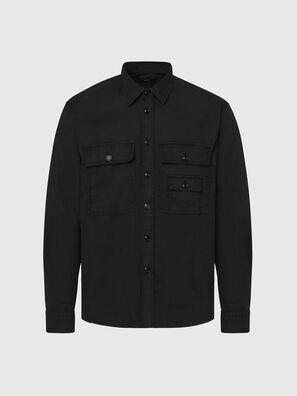 S-ALLEN-KA, Schwarz - Hemden