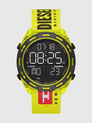 DZ1895, Neongelb - Uhren