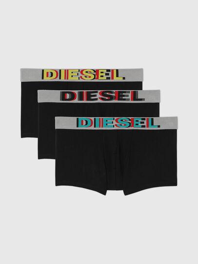 Diesel - UMBX-SHAWNTHREEPACK, Schwarz - Boxershorts - Image 1