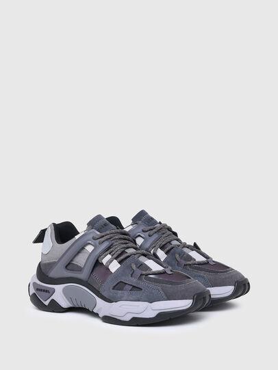 Diesel - S-KIPPER LOW TREK II, Grau - Sneakers - Image 2