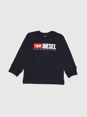 TJUSTDIVISIONB ML-R, Dunkelblau - T-Shirts und Tops