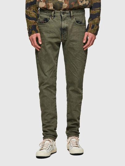 Diesel - D-Strukt 09A50, Armeegrün - Jeans - Image 1