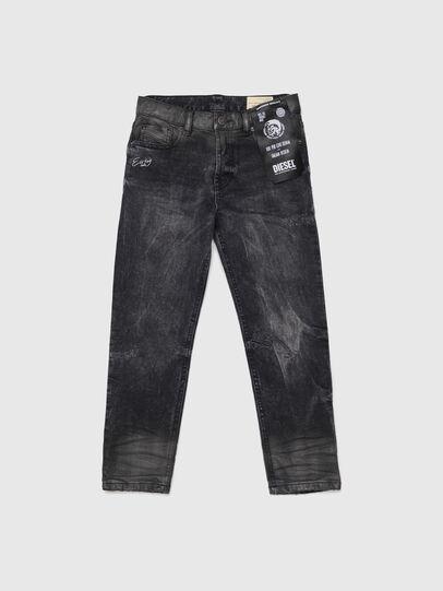Diesel - MHARKY-J, Schwarz/Dunkelgrau - Jeans - Image 1