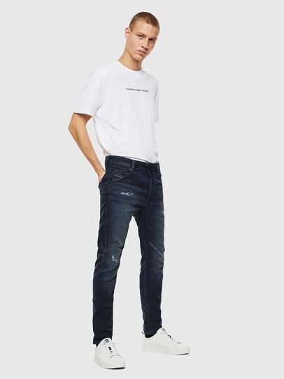Diesel - Krooley JoggJeans 069KB, Dunkelblau - Jeans - Image 6