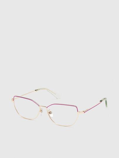 Diesel - DL5355, Rosa - Korrekturbrille - Image 2
