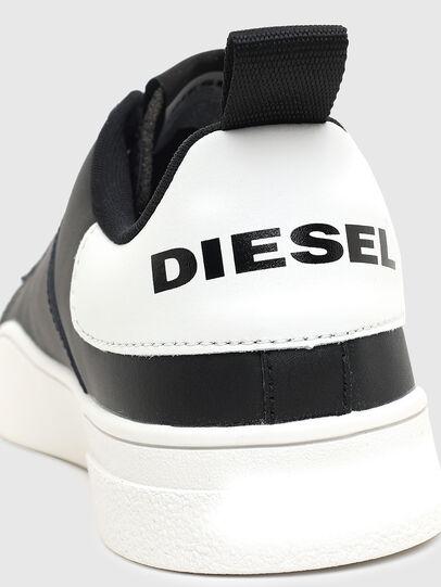 Diesel - S-CLEVER SO, Schwarz/Weiß - Sneakers - Image 5