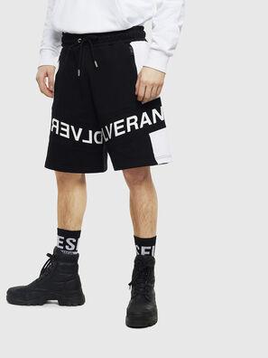 P-SHAM, Schwarz/Weiß - Kurze Hosen