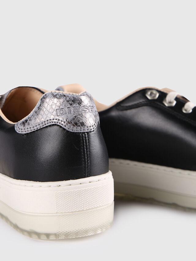 Diesel - S- ANDYES W, Schwarz/Silber - Sneakers - Image 5