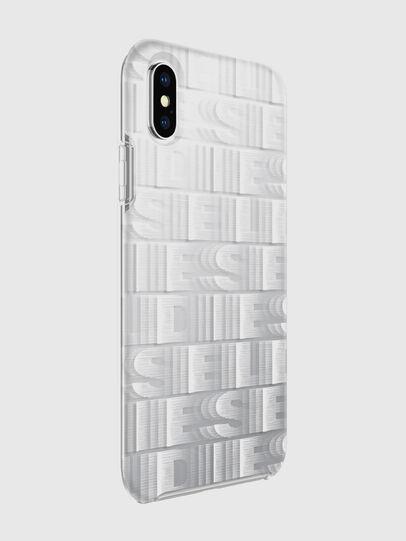 Diesel - DIESEL PRINTED CO-MOLD CASE FOR IPHONE XS & IPHONE X, Weiß - Schutzhüllen - Image 6
